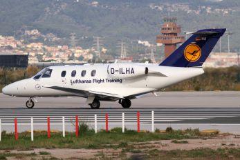 D-ILHA - Lufthansa Flight Training Cessna 525 CitationJet