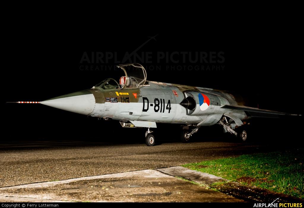 Netherlands - Air Force D8114 aircraft at Uden - Volkel