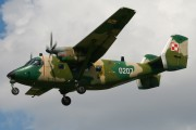 0207 - Poland - Air Force PZL M-28 Bryza aircraft