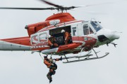 JA6775 - Japan - Fire and Disaster Management Agency Bell 412EP aircraft