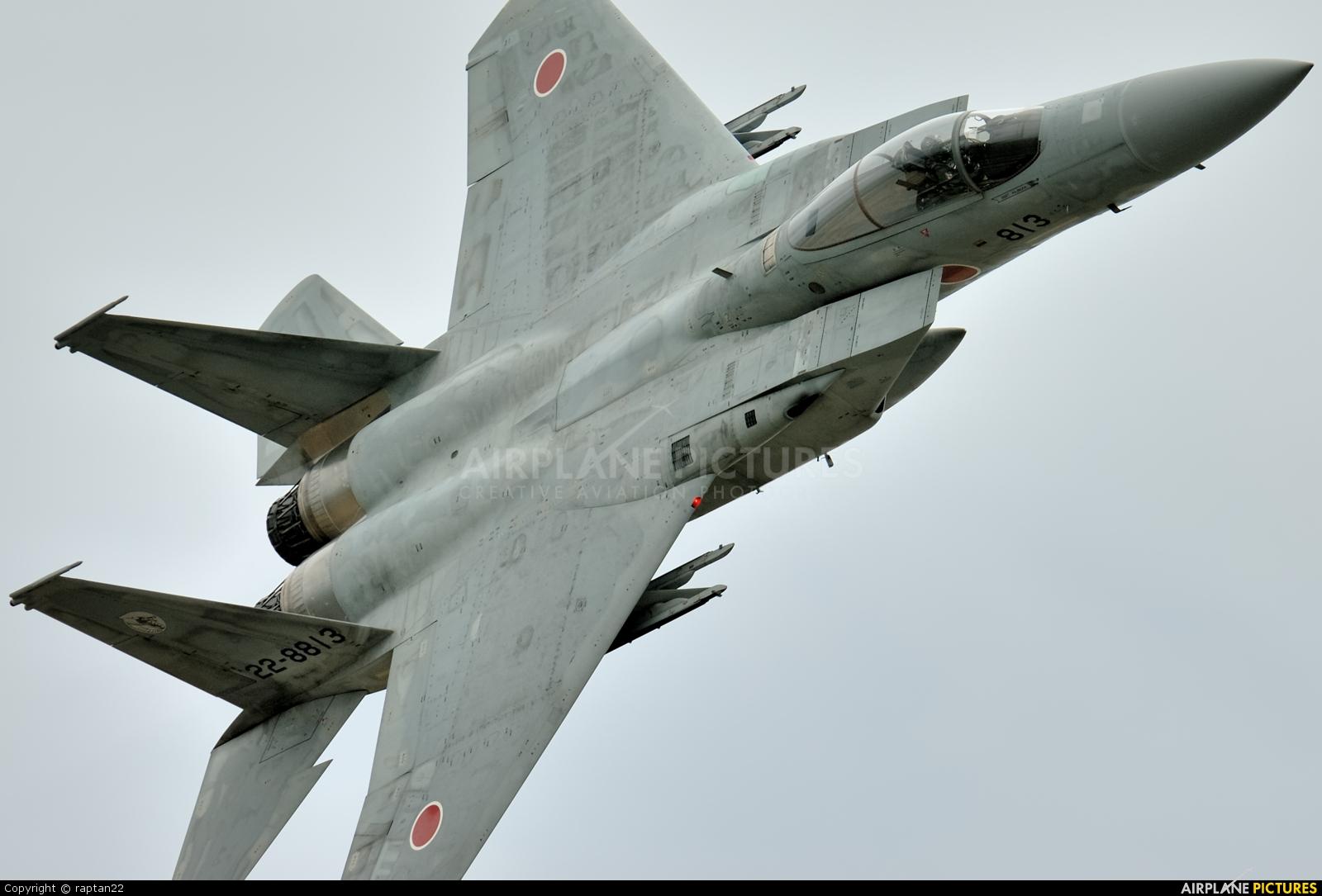 Japan - Air Self Defence Force 22-8813 aircraft at Komatsu