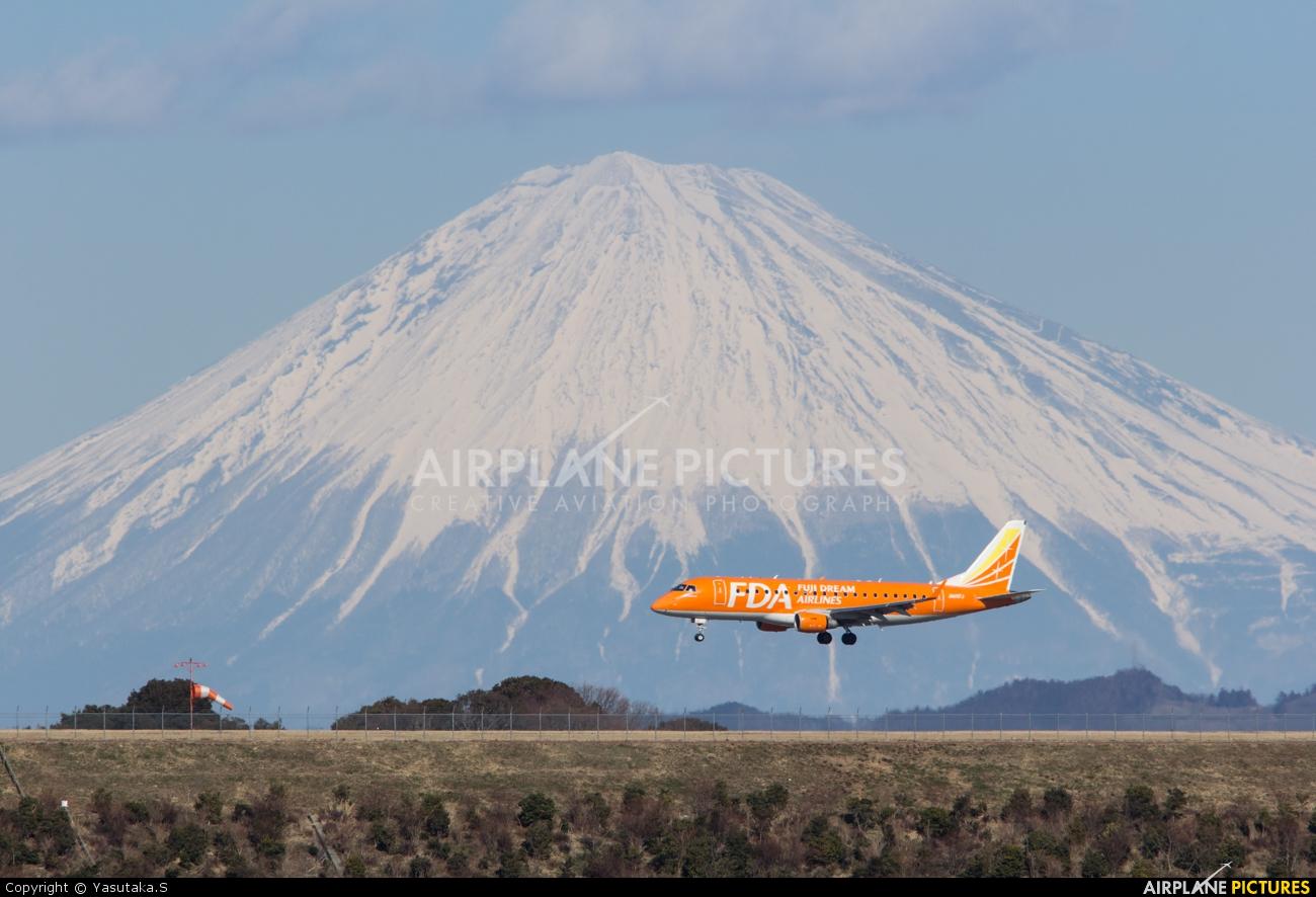 Fuji Dream Airlines JA05FJ aircraft at Shizuoka