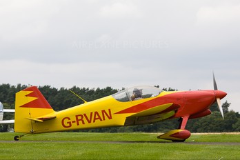 G-RVAN - Private Vans RV-6