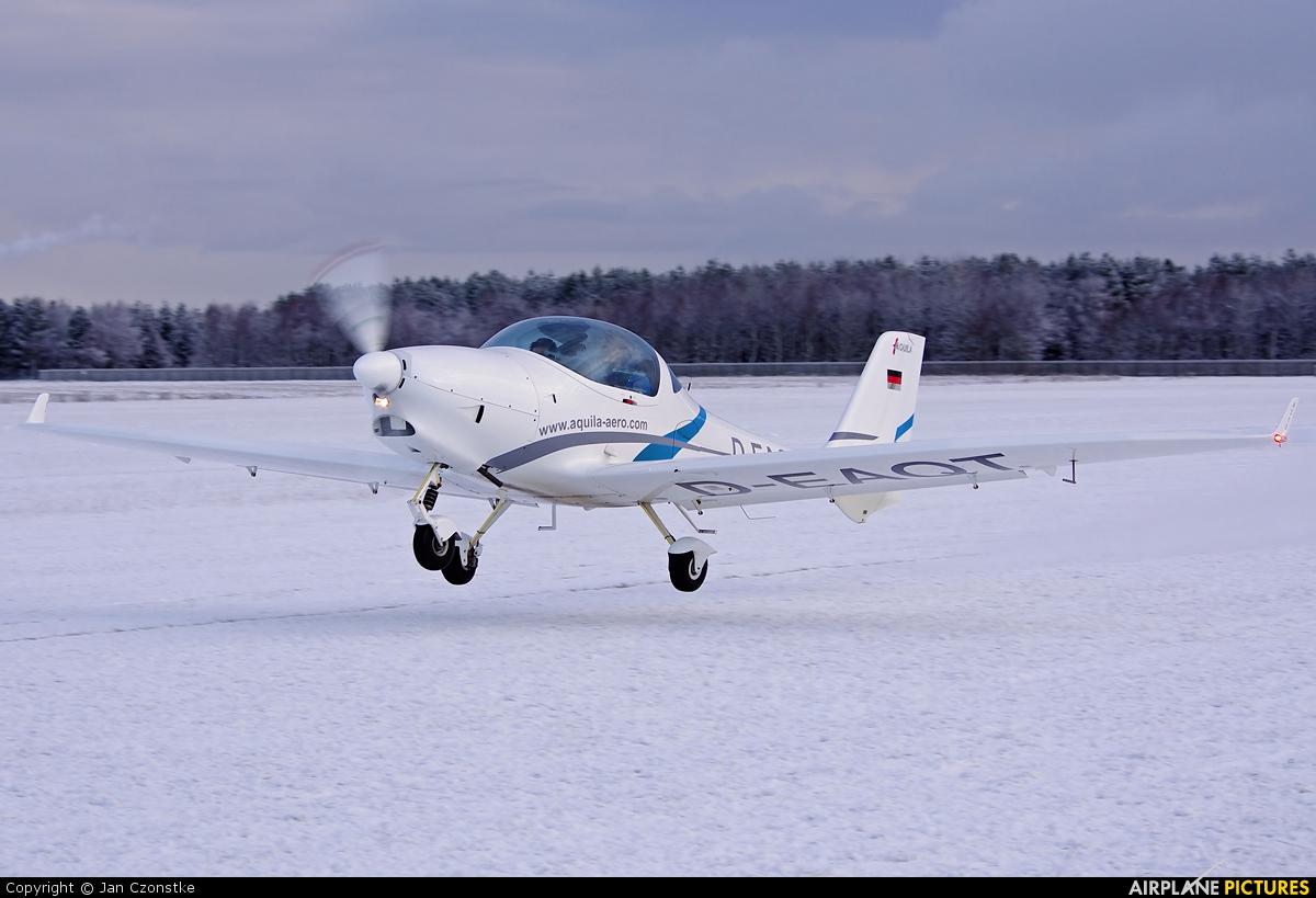 Sportfluggruppe Nordholz/Cuxhaven D-EAQT aircraft at Nordholz-Spieka