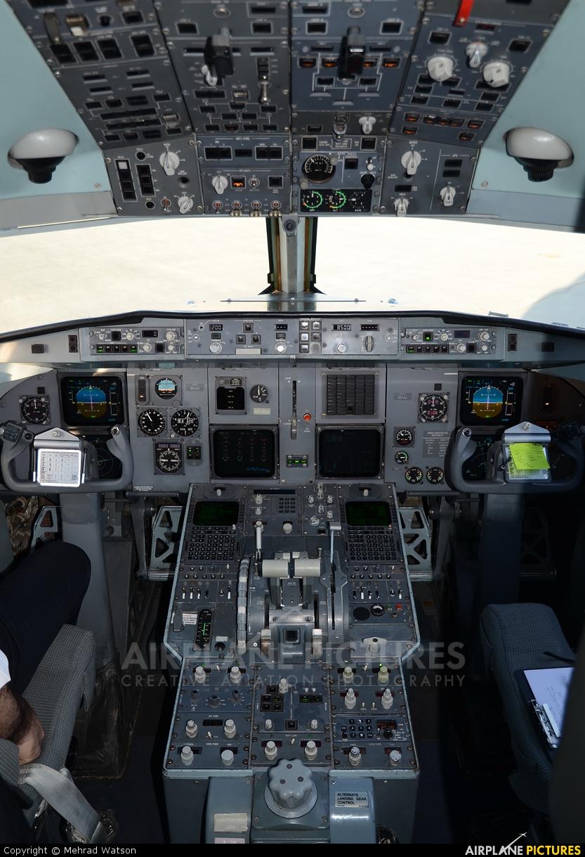 Iran Air EP-IDA aircraft at Yazd - Shahid Sadooghi