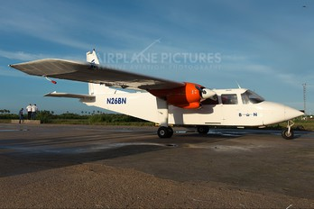 N26BN - Private Britten-Norman BN-2 Islander