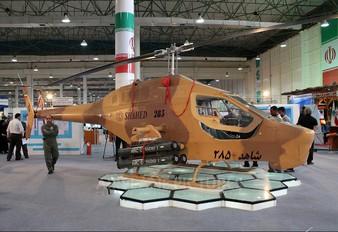 - - Iran - Islamic Republic Air Force Shahed 285