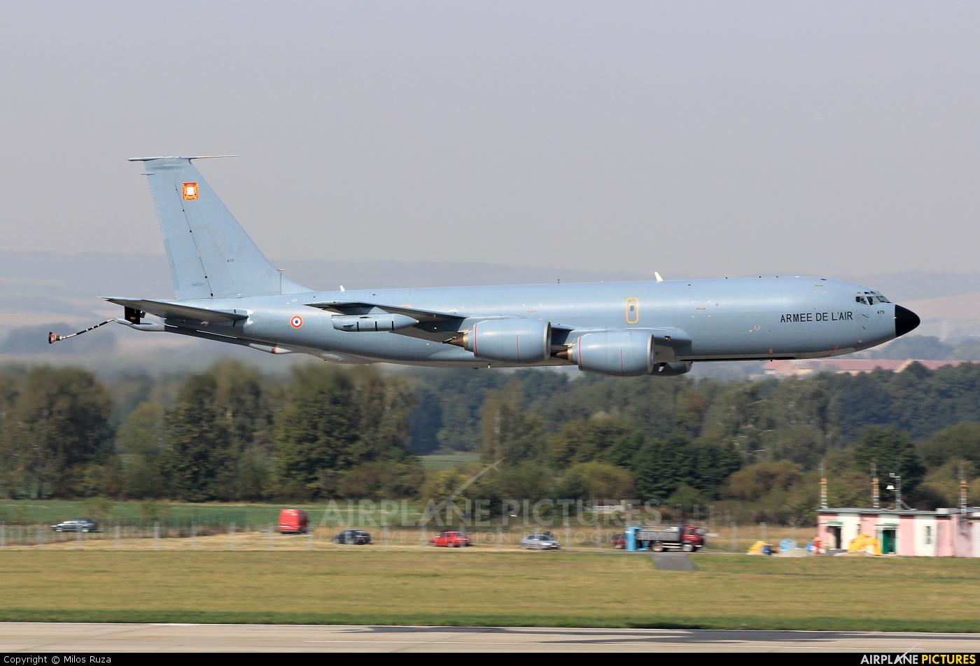 France - Air Force 475 aircraft at Ostrava Mošnov