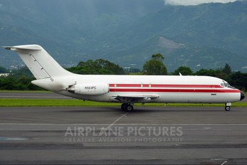 N563PC - Centuary Airlines Douglas DC-9(F)