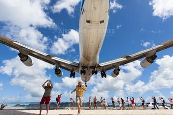 PH-BFL - KLM Boeing 747-400