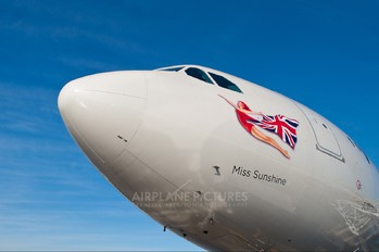 G-VRAY - Virgin Atlantic Airbus A330-300