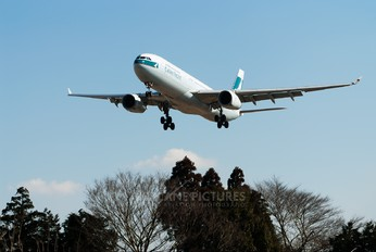 B-HLG - Cathay Pacific Airbus A330-300