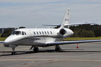 VH-VPL - Private Cessna 680 Sovereign