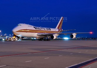 N701CK - Kalitta Air Boeing 747-200F