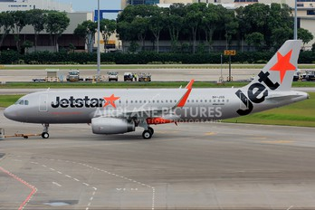 9V-JSS - Jetstar Asia Airbus A320