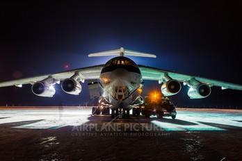 RA-76402 - Aviacon Zitotrans Ilyushin Il-76 (all models)