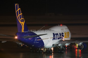 N465MC - Atlas Air Boeing 747-400