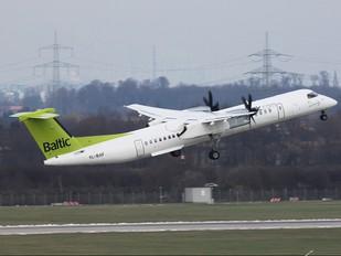YL-BAF - Air Baltic de Havilland Canada DHC-8-400Q / Bombardier Q400