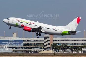 XA-TAR - VivaAerobus Boeing 737-300
