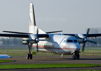 AP-BHZ - Private Fokker F27