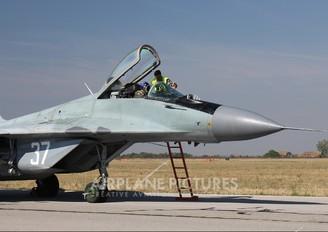 37 - Bulgaria - Air Force Mikoyan-Gurevich MiG-29A