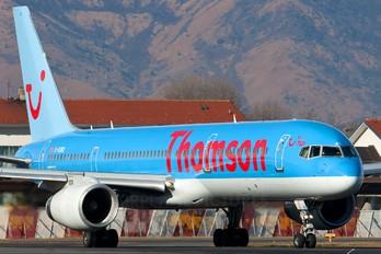 G-OOBD - Thomson/Thomsonfly Boeing 757-200WL
