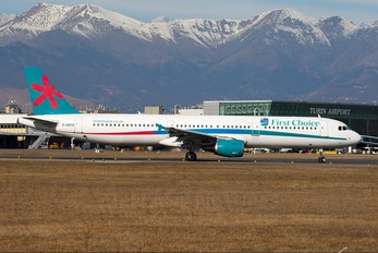 G-OOPE - First Choice Airways Airbus A321