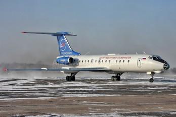 RF-65152 - Russian Space Agency Tupolev Tu-134A