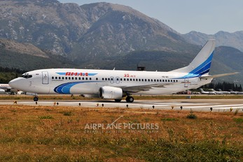 VQ-BII - Yamal Airlines Boeing 737-400
