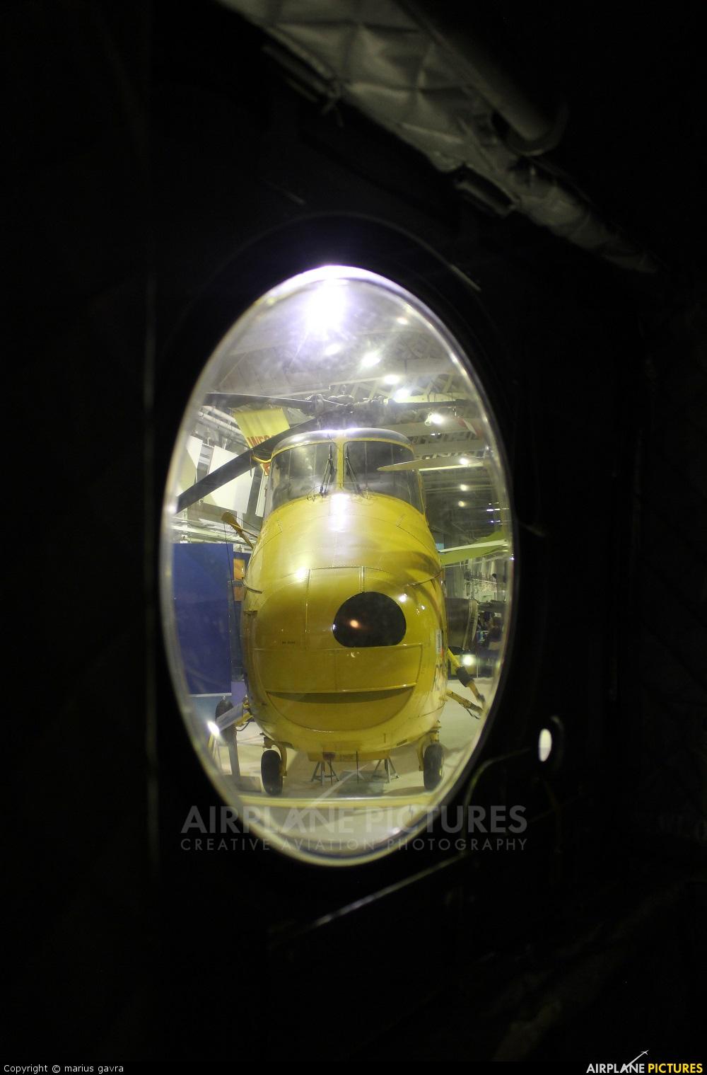 Royal Air Force XP299 aircraft at Hendon - RAF Museum