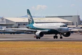 N709UW - US Airways Airbus A319