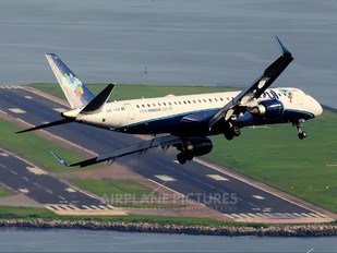 PR-AXA - Azul Linhas Aéreas Embraer ERJ-195 (190-200)
