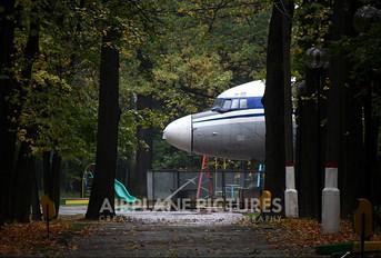 - - Aeroflot Ilyushin Il-18 (all models)