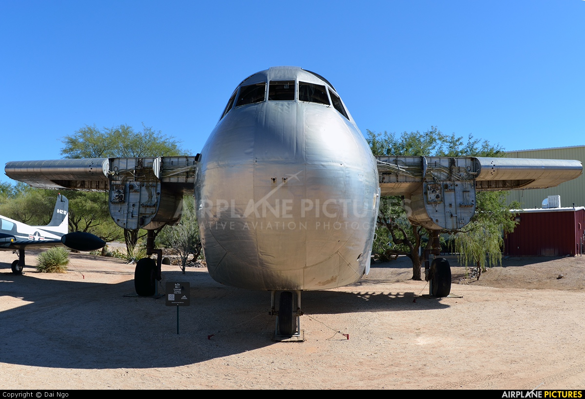 USA - Navy 39307 aircraft at Tucson - Pima Air & Space Museum