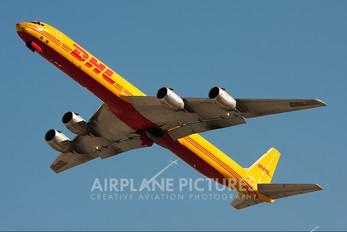 - - DHL Cargo Douglas DC-8-73F