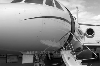 M-ODKZ - Private Dassault Falcon 900 series