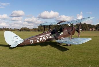 G-EMSY - Private de Havilland DH. 82 Tiger Moth