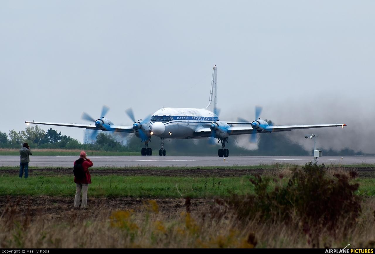 Grixona ER-ICB aircraft at Kyiv - Zhulyany