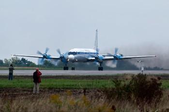 ER-ICB - Grixona Ilyushin Il-18 (all models)