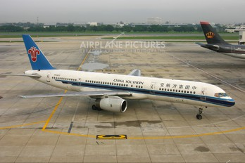 B-2803 - China Southern Airlines Boeing 757-200