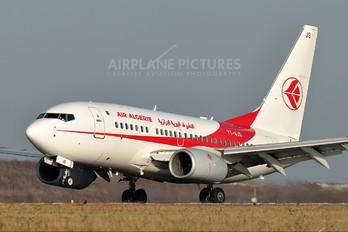 7T-VJS - Air Algerie Boeing 737-600
