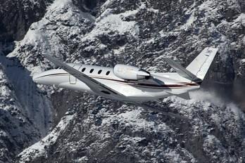 LX-INS - Luxaviation Cessna 560XL Citation XLS