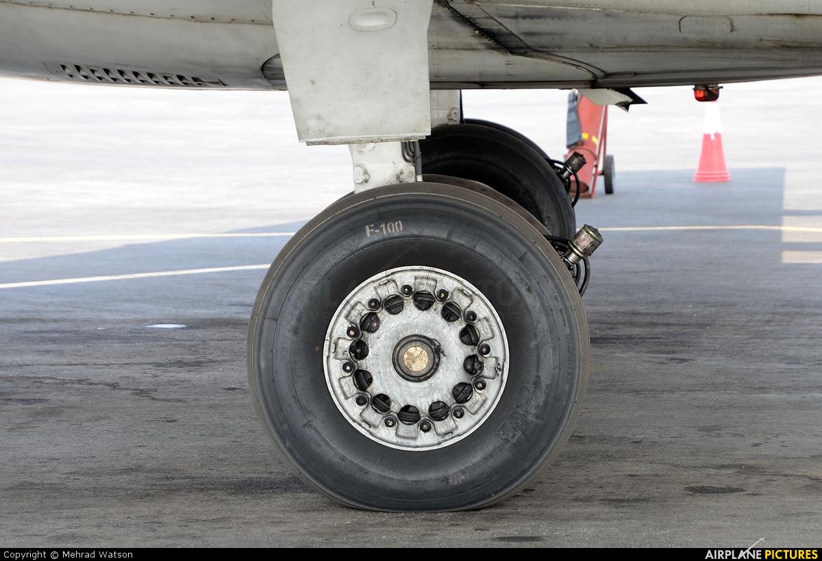 Iran Air EP-IDA aircraft at Urmia