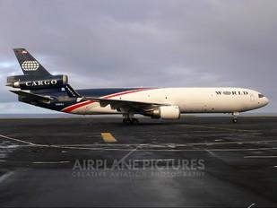 N382WA - World Airways Cargo McDonnell Douglas MD-11F