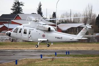 2312 - Thailand - Navy  Sikorsky S-76B