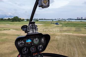 - - Private Robinson R44 Astro / Raven