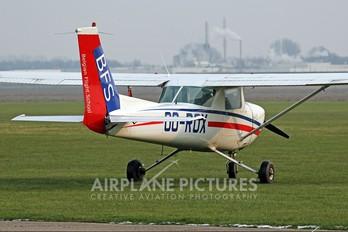 OO-ROX - Belgian Flight School Cessna 150