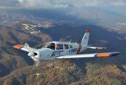 I-AMAU - Aeroclub Biella Piper PA-28 Arrow aircraft