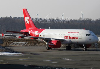 D-ABGS - OLT Express Airbus A319