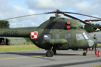 4606 - Poland - Air Force Mil Mi-2